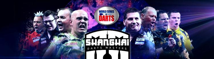 Shanghai Darts Masters 2016
