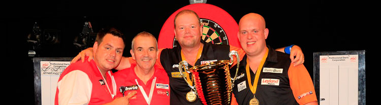 PDC World Cup 2014