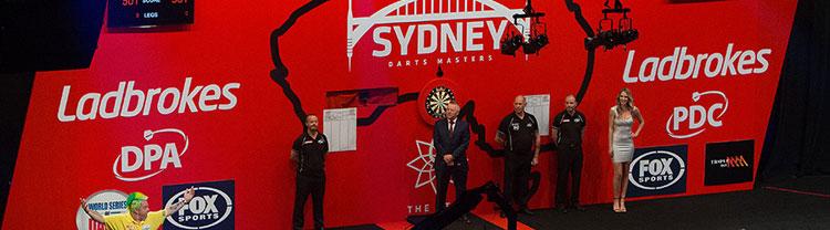 Sydney Darts Masters 2016