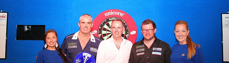 Gibraltar Darts Trophy 2014