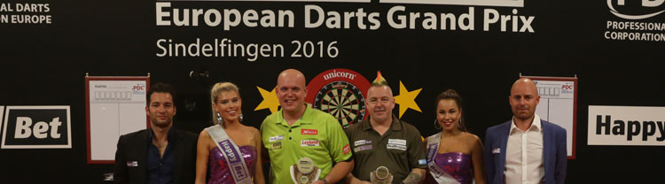 European Darts Grand Prix 2016