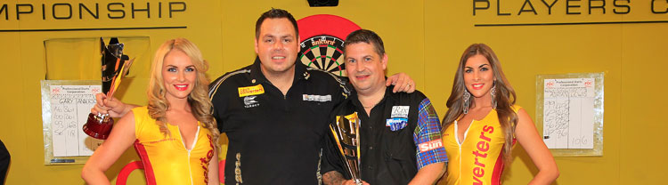 Players Championship Finals 2014