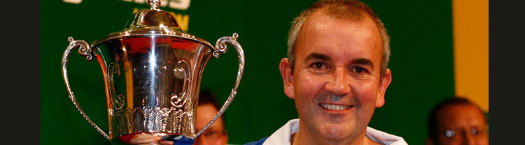 World Matchplay 2008