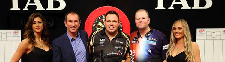 Auckland Darts Masters 2015