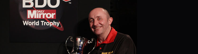 BDO World Trophy Men 2014
