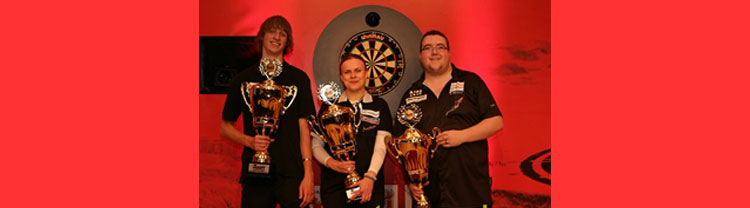 Finder Darts Masters Youth 2012