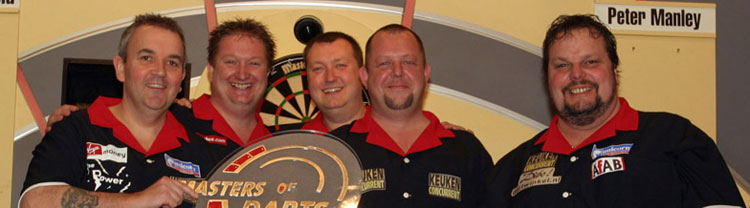 Masters of Darts 2007