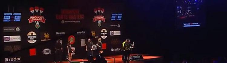 Singapore Darts Masters 2014