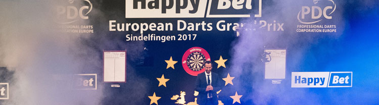 European Darts Grand Prix 2017