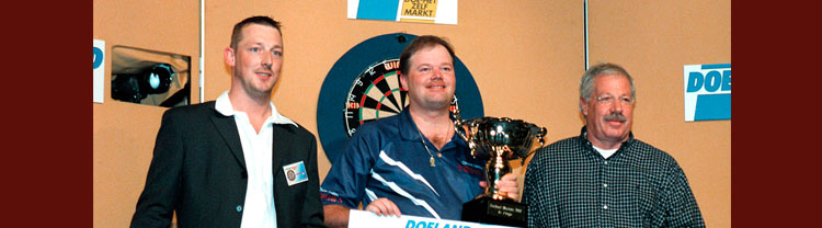 Finder Darts Masters Men 2001