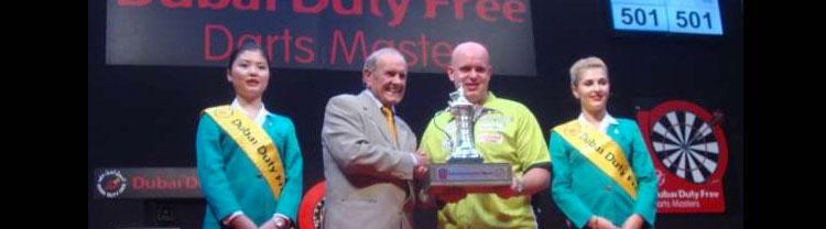 Dubai Darts Masters 2014