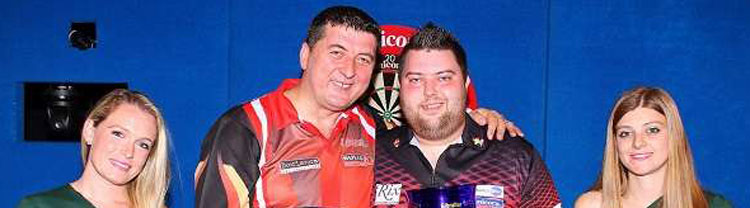 Gibraltar Darts Trophy 2017