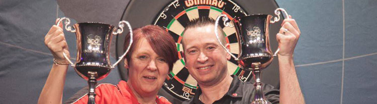 BDO World Trophy Men 2015