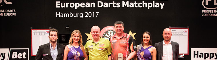European Darts Matchplay 2017