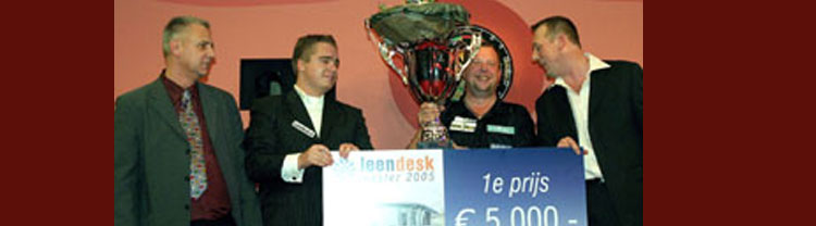 Finder Darts Masters Men 2005