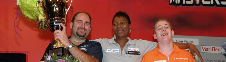 Finder Darts Masters Men 2011