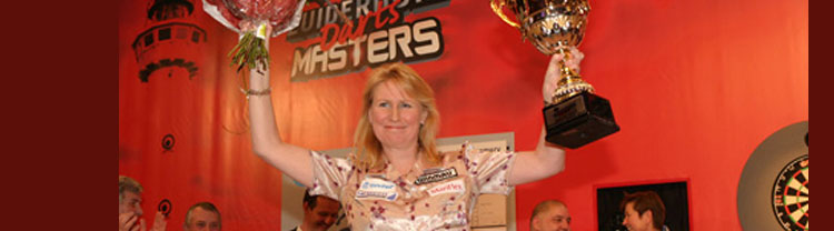 Finder Darts Masters Ladies 2010