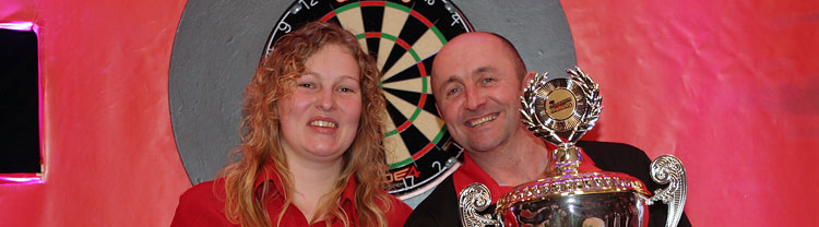 Finder Darts Masters Ladies 2013