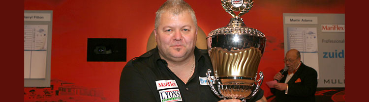 Finder Darts Masters Men 2009