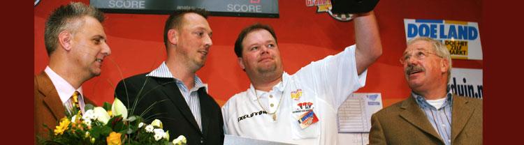 Finder Darts Masters Men 2003
