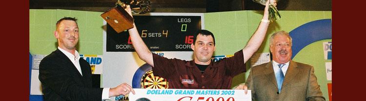 Finder Darts Masters Men 2002