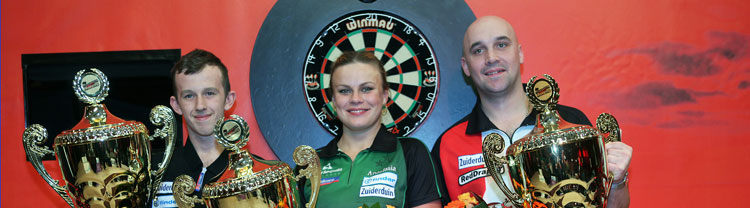 Finder Darts Masters Youth 2014