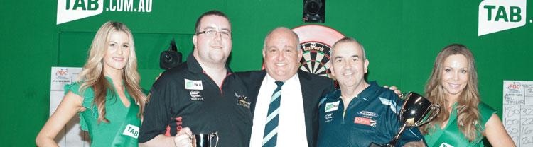 Sydney Darts Masters 2014