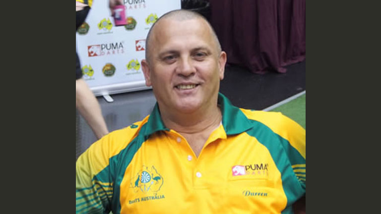 Darren Webster-AUS