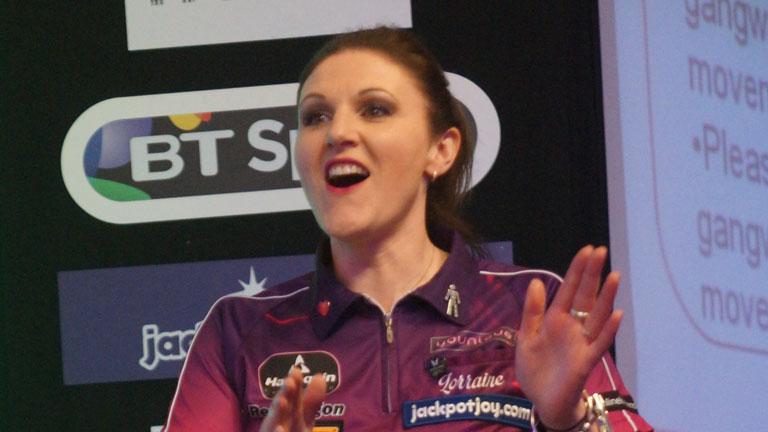 Lorraine Winstanley