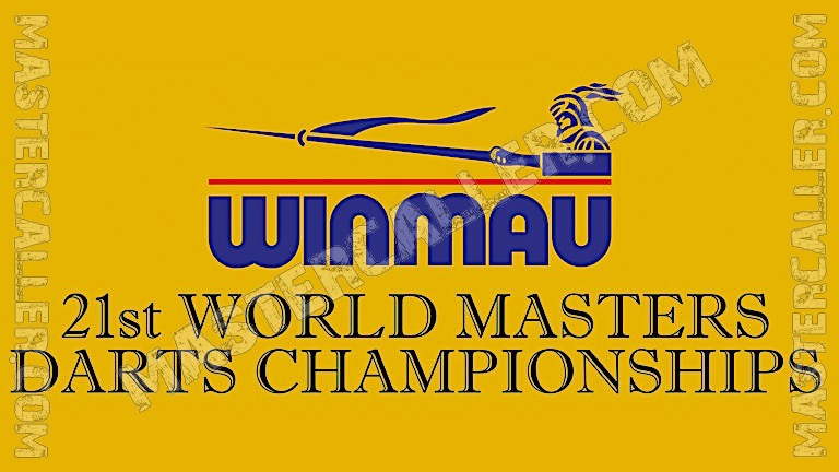 World Masters Men - 1994 Logo