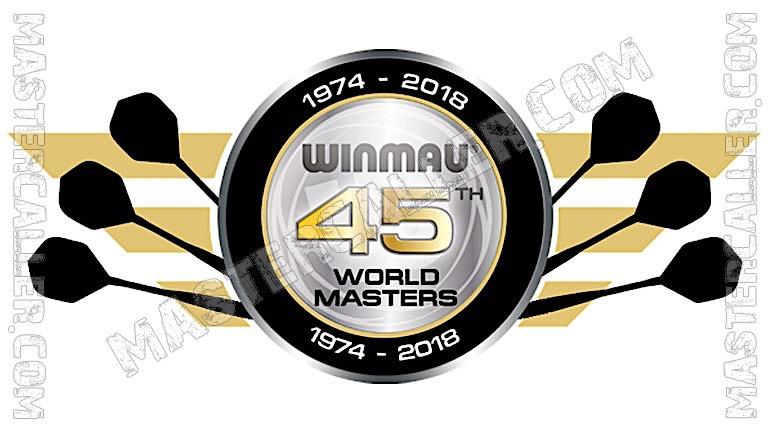World Masters Boys - 2018 Logo