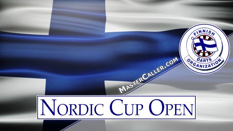 Nordic Cup Open Men - 1985 Logo