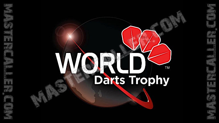BDO World Trophy Men - 2015 Logo