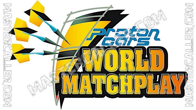 World Matchplay - 1994 Logo