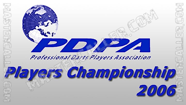 Players Championships - 2006 PC 03 Hayling Island Logo