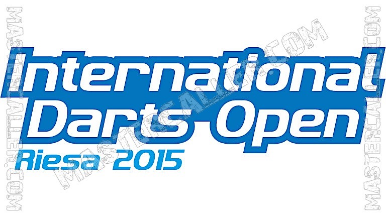 International Darts Open Qualifiers - 2015 EU Logo