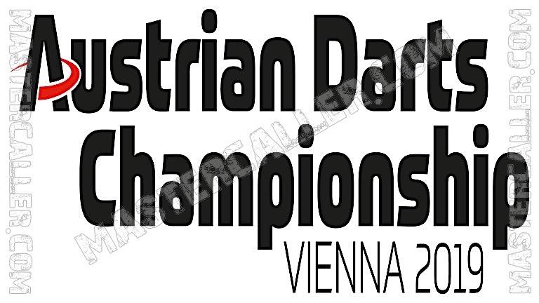 Austrian Darts Championship - 2019 Logo