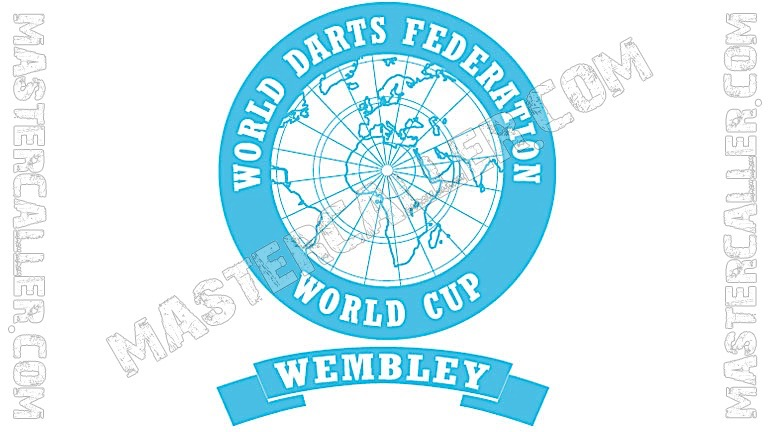 WDF World Cup Men Teams - 1977 Logo