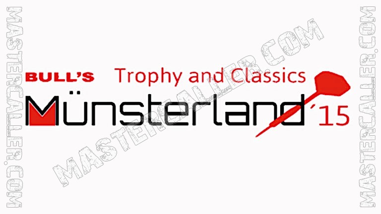Munsterland Trophy Men - 2015 Logo