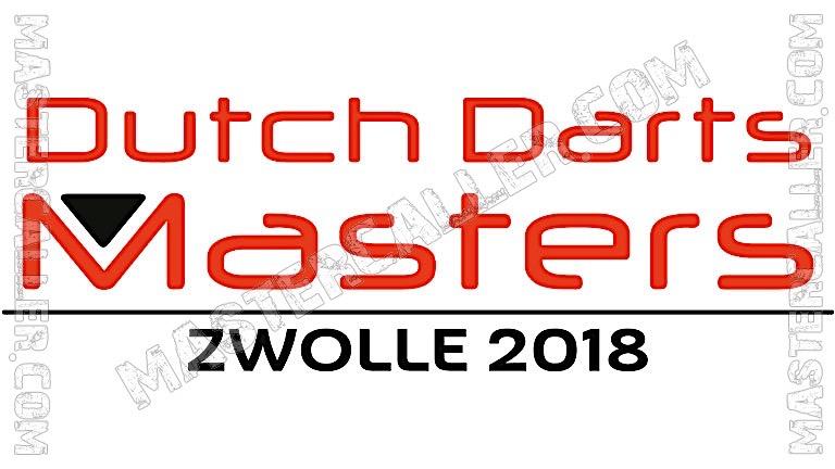 Dutch Darts Masters Qualifiers - 2018 UK Logo