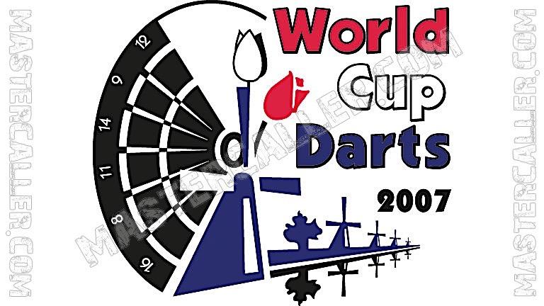 WDF World Cup Men Teams - 2007 Logo