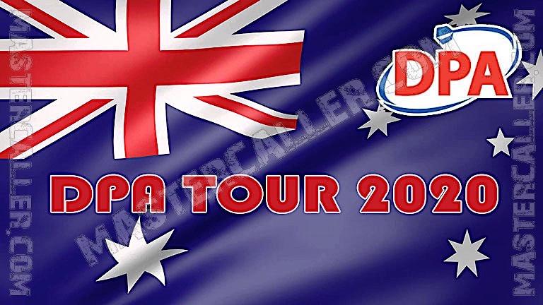 PDC Australian Tour (DPA) - 2020 DPA 04 Brisbane Logo