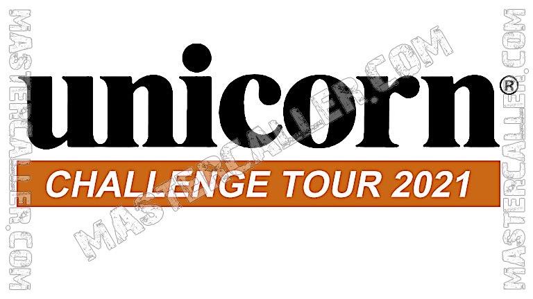 PDC Challenge Tour - 2021 CTEU 06 Niedernhausen Logo