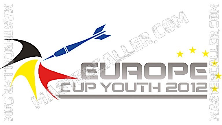 WDF Europe Cup Youth Girls Singles - 2012 Logo