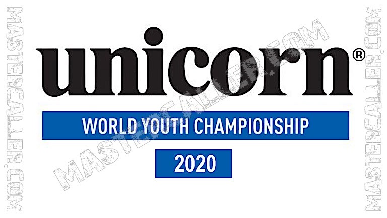 PDC World Championship Youth - 2020 Logo