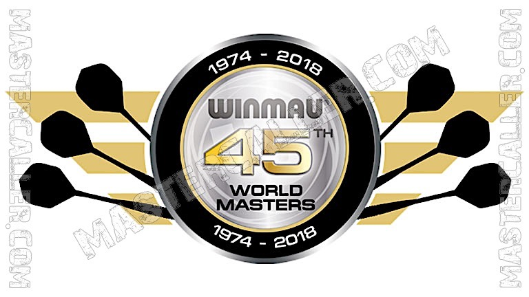 World Masters Men - 2018 Logo