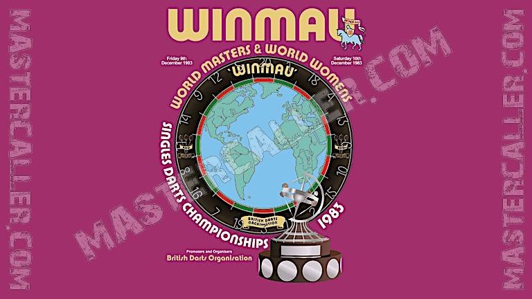 World Masters Men - 1983 Logo