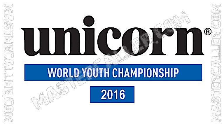 PDC World Championship Youth - 2016 Logo