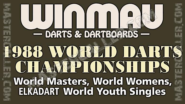 World Masters Youth - 1988 Logo
