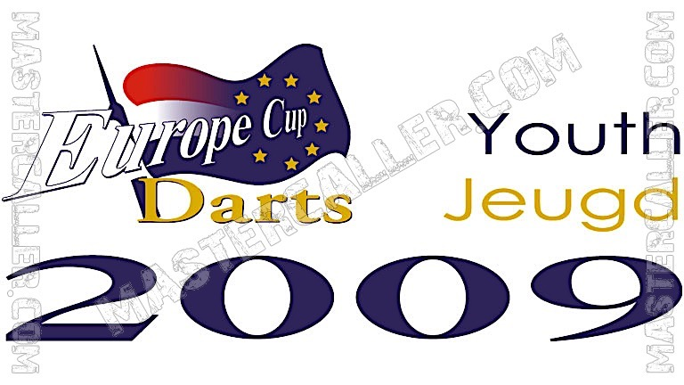 WDF Europe Cup Youth Girls Singles - 2009 Logo